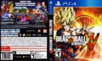 Dragon Ball Xenoverse (2015) USA PS4 Cover