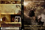 Kampf der Titanen 3D (2008) R2 GERMAN Custom DVD Cover
