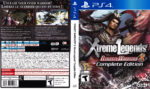 Dynasty Warriors 8 Xtreme Legends Complete Edition (2014) USA PS4 Cover