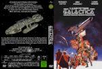 Kampfstern Galactica – Der Kinofilm (1978) R2 GERMAN Custom DVD Cover