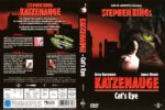 Katzenauge (1994) R2 GERMAN DVD Cover