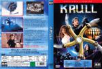 Krull (1983) R2 GERMAN DVD Cover