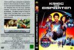Krieg der Eispiraten (1984) R2 GERMAN Custom DVD Cover