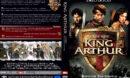 King Arthur (2005) R2 GERMAN Custom DVD Cover