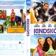 Kindsköpfe (2010) R2 GERMAN DVD Cover
