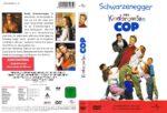 Kindergarten Cop (1990) R2 GERMAN DVD Cover