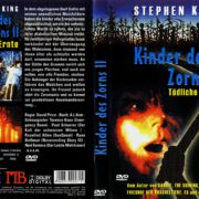Kinder des Zorns 2 – Tödliche Ernte (1992) R2 GERMAN DVD Cover