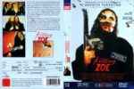 Killing Zoe (1994) R2 GERMAN DVD Cover