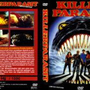 Killerparasit (1982) R2 GERMAN DVD Cover