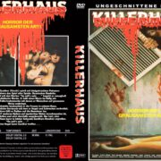 Killerhaus (1986) R2 GERMAN DVD Cover