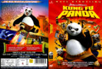 Kung Fu Panda (2008) R2 GERMAN DVD Cover