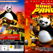 Kung Fu Panda (2008) R2 GERMAN DVD Cover