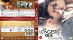 The Longest Ride (2015) R2 Nordic Retail Blu-Ray Cover + Custom Label