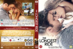 The Longest Ride (2015) R2 Nordic Retail DVD Cover + Custom Label