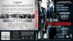 Headhunters (2011) R2 Swedish Retail Blu-Ray Cover + Custom Label