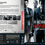 Headhunters (2011) R2 Swedish Retail Blu-Ray Cover + Custom Label