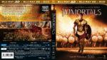 Immortals (2011) R2 Swedish Retail Blu-Ray Cover + Custom Label
