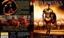 Immortals (2011) R2 Swedish Retail DVD Cover + Custom Label