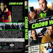 Cross Wars (2017) R0 Custom Cover & Label