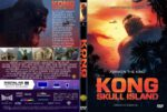 Kong-Skull Island (2017) R0 Custom DVD Cover & Label
