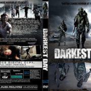 Darkest Day (2016) R2 Custom DUTCH Cover & Label
