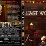 The Last Word (2017) R0 CUSTOM Cover & Label