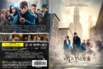 Fantastic Beasts and Where to Find Them (2016) R2 Swedish Custom Cover + label