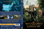 Miss Peregrines Home for Peculiar Children (2016) R2 Swedish Custom Cover & label