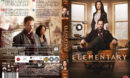Elementary - Season 1 (2012) R2 Nordic Retail DVD Cover