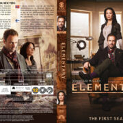 Elementary – Season 1 (2012) R2 Nordic Retail DVD Cover