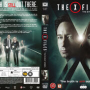 The X-Files – Season 10 – The Event Series (2016) R2 Nordic Retail DVD Cover + Custom Label