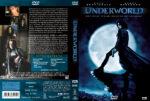 Underworld (2003) R2 Swedish Retail DVD Cover + Custom Label