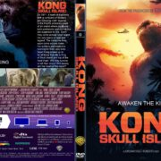 Kong-Skull Island (2017) R1 CUSTOM Cover & Label