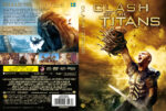 Clash of the Titans (2010) R2 Swedish Retail DVD Cover + Custom Label
