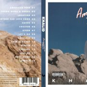 Khalid - American Teen (2017) CD Cover