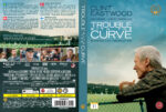 Trouble with the Curve (2012) R2 Nordic Retail DVD Cover + Custom Label