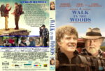 A Walk In The Woods (2015) R1 CUSTOM Cover & Label