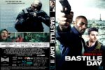 Bastille Day (2016) R1 CUSTOM Cover & Label