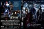 Batman v Superman – Dawn Of Justice (2016) R1 CUSTOM Cover & Label