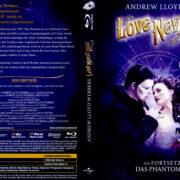 Love Never Dies (2012) R2 German Blu-Ray Covers