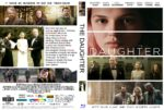 The Daughter (2015) R1 CUSTOM Cover & Label
