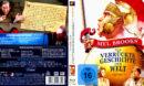 Mel Brooks - Die verrückte Geschichte der Welt (1981) R2 German Blu-Ray Cover
