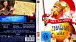 Mel Brooks – Die verrückte Geschichte der Welt (1981) R2 German Blu-Ray Cover