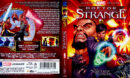 Doctor Strange (2007) R2 German Blu-Ray Covers