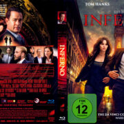 Inferno (2016) R2 German Blu-Ray Cover