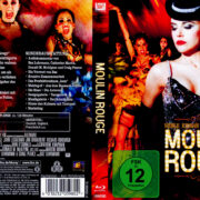 Moulin Rouge! (2001) R2 German Blu-Ray Cover
