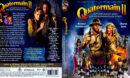 Quatermain 2 - Auf der Suche nach der geheimnisvollen Stadt (1986) R2 German Blu-Ray Covers