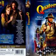 Quatermain 2 – Auf der Suche nach der geheimnisvollen Stadt (1986) R2 German Blu-Ray Covers