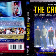The Captains (2011) R2 German Blu-Ray Covers