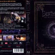 Death Note - Die komplette Saga (2014) R2 German Blu-Ray Covers